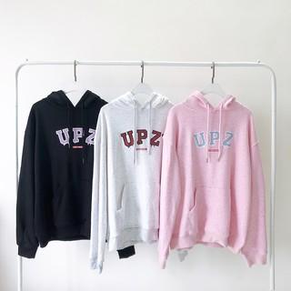 UPZ Áo hoodie in chữ upz thumbnail