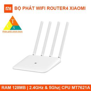 Bộ phát wifi Router Wifi Xiaomi Gen 4 | BH 1 tháng