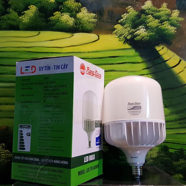[HÀ NỘI][SIÊU RẺ] Bóng Đèn LED Trụ 60W Rạng Đông - SAMSUNG Ch