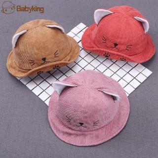 Mũ tai mèo xinh xắn cho bé