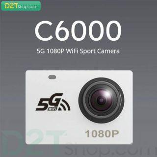 Camera MJX C6000 1080P/30fps WIFI 5G cho flycam #kèm Gimbal Chống rung/BẢN NÂN Cấp