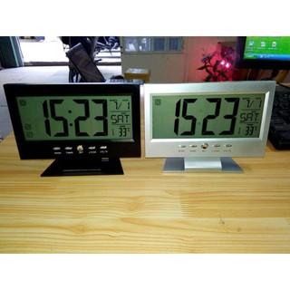 Đồng Hồ Để Bàn LCD LED MS8082 – có báo thức