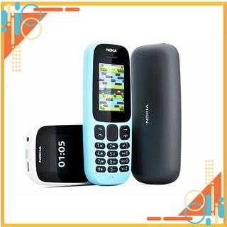 ĐIỆN THOẠI NOKIA 105 Chính hãng [ Khuyễn mãi ] – Bảo hành 12 Tháng – Điện Thoại Nokia 2 sim – Phụ Kiện : Máy , Sạc, Pin