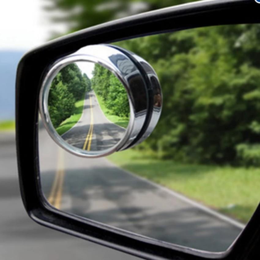 Bộ 2 gương phụ gắn gương chiếu hậu góc mù ô tô TL 190