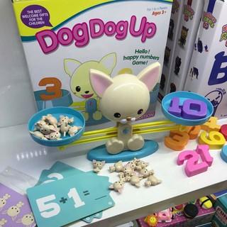 Đồ chơi số học và phép tính cho bé DogDogUp
