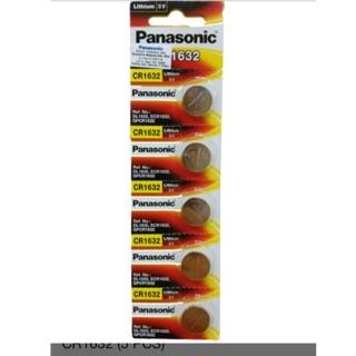 Pin Panasonic CR1632 3V