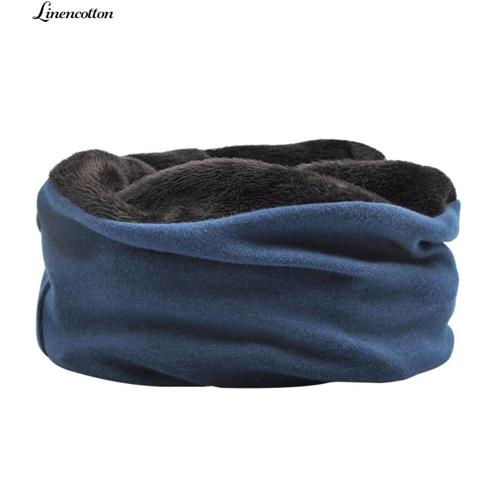 Mũ tròn trùm đầu màu trơn thoáng khí thời trang