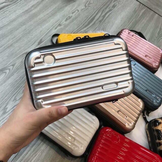 Vali mini cốp mini -  bóp cầm tay vali mini hàng nhập Quảng Châu loại 1