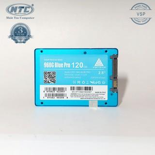 Ổ cứng SSD VSPTECH 960G Blue Pro dung lượng 120GB - tốc độ ghi 450MB s (Xanh) thumbnail