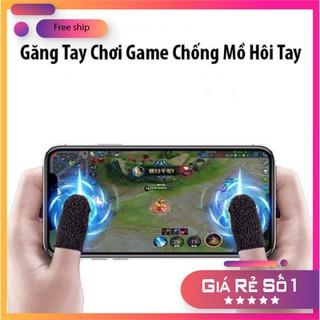 [BÁN LẺ GIÁ SỈ] Găng Tay Cotton Chơi Game Mobile Chống Mồ Hôi Tăng Độ Nhạy Trên Điện Thoại Chuyên Nghiệp thumbnail