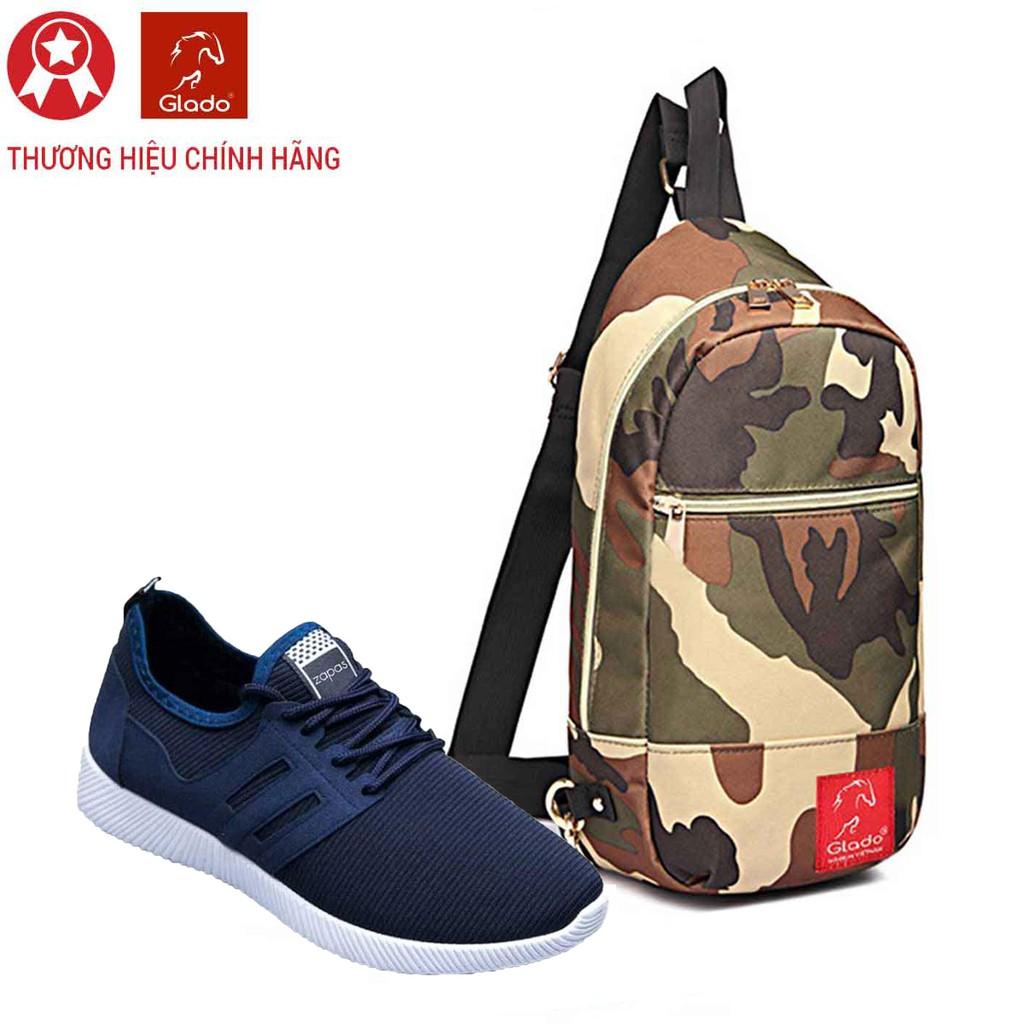 Combo Túi Messenger Thời Trang Glado DCG028 (Màu Camo ) + Giày Sneaker Thời Trang Zapas (Đen-Xám-Xa - 2991232 , 845382020 , 322_845382020 , 350000 , Combo-Tui-Messenger-Thoi-Trang-Glado-DCG028-Mau-Camo-Giay-Sneaker-Thoi-Trang-Zapas-Den-Xam-Xa-322_845382020 , shopee.vn , Combo Túi Messenger Thời Trang Glado DCG028 (Màu Camo ) + Giày Sneaker Thời Tran