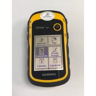 Máy đo diện tích đất, máy định vị cầm tay Garmin Etrex 10