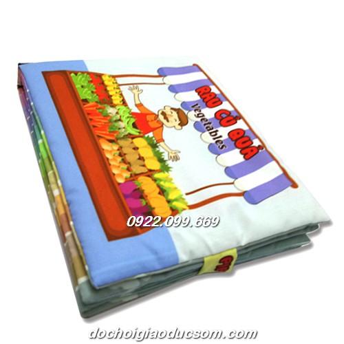 Sách vải Pipo Việt Nam ( Rau củ quả) - 2583349 , 310250139 , 322_310250139 , 79000 , Sach-vai-Pipo-Viet-Nam-Rau-cu-qua-322_310250139 , shopee.vn , Sách vải Pipo Việt Nam ( Rau củ quả)