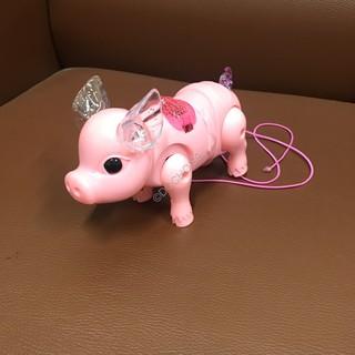 Lợn, ngựa 6628A, 6629A chạy pin có nhạc