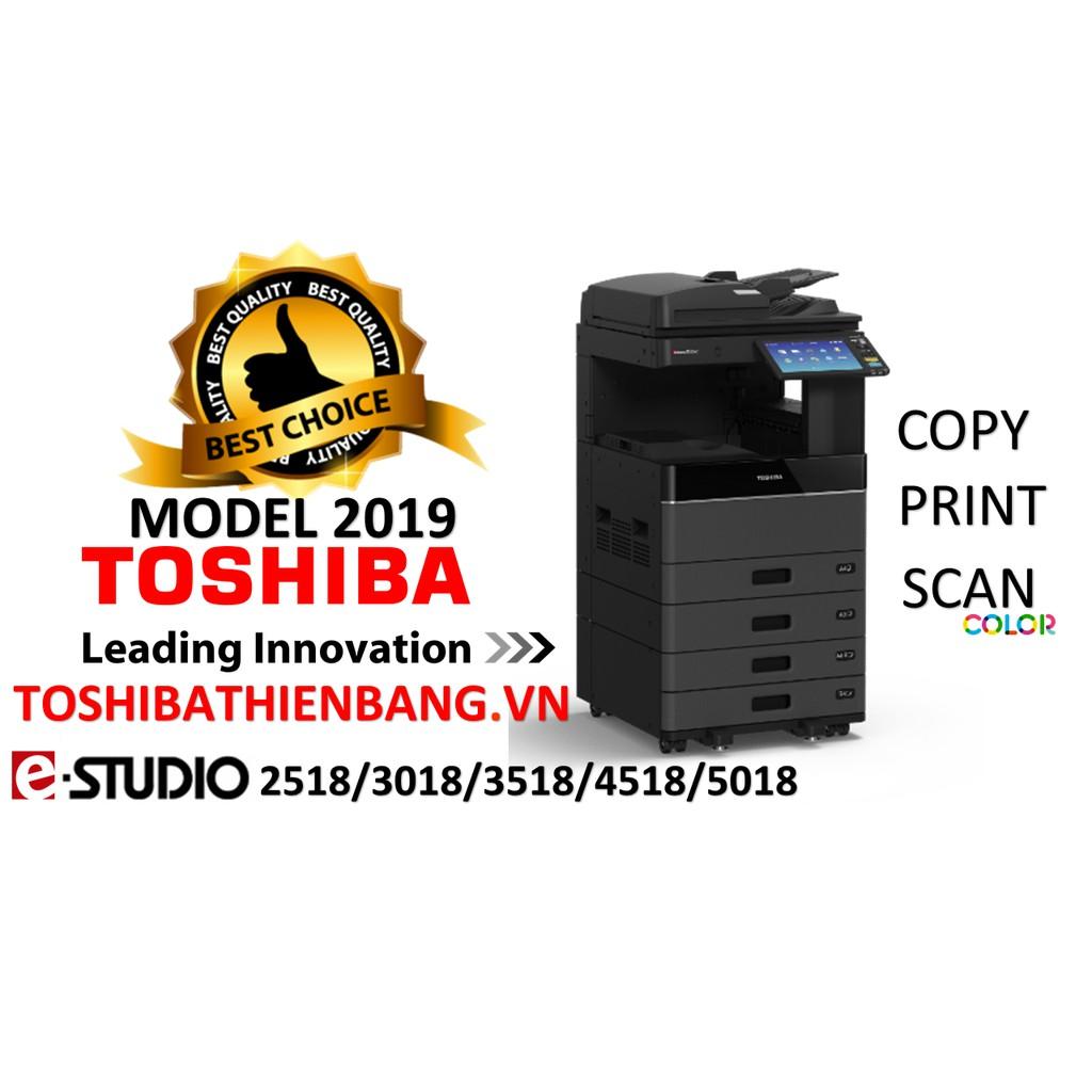 Máy photocopy TOSHIBA E2518 model 2019