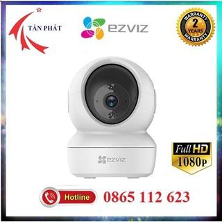 Yêu Thích[Mẫu Mới] Camera 2M IP WIFI EZVIS C6N CV246 C6CN 1080P FULL HD [Có cổng Lan]