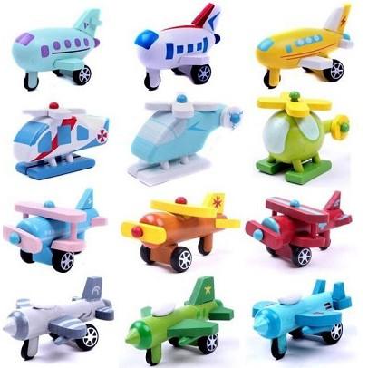 Bộ đồ chơi 12 chiếc máy bay xuất Nhật