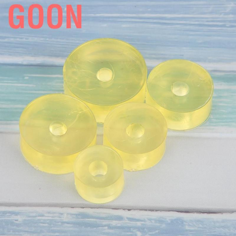 Goon 5pcs/Set Watch Movement Cushion Holder Protective Casing Pad Repairing Tool