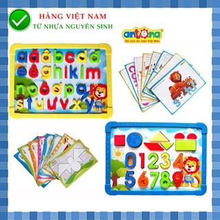 [HOT] Bảng Chữ Cái Tiếng Việt Lắp Ghép Giúp Bé Rèn Luyện Khả Năng Ghi Nhớ – Hàng VN