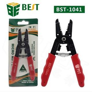 Kìm tước dây BST-1041 0,9-5,5mm2