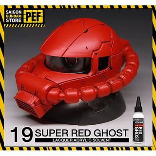 Sơn Raditz Super Red Ghost 60ml