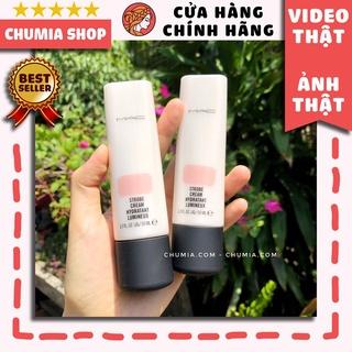 Kem lót trang điểm dưỡng ẩm, kem lót bắt sáng MAC strobe cream 50ml - màu Pinktile (tách set) - chumia thumbnail