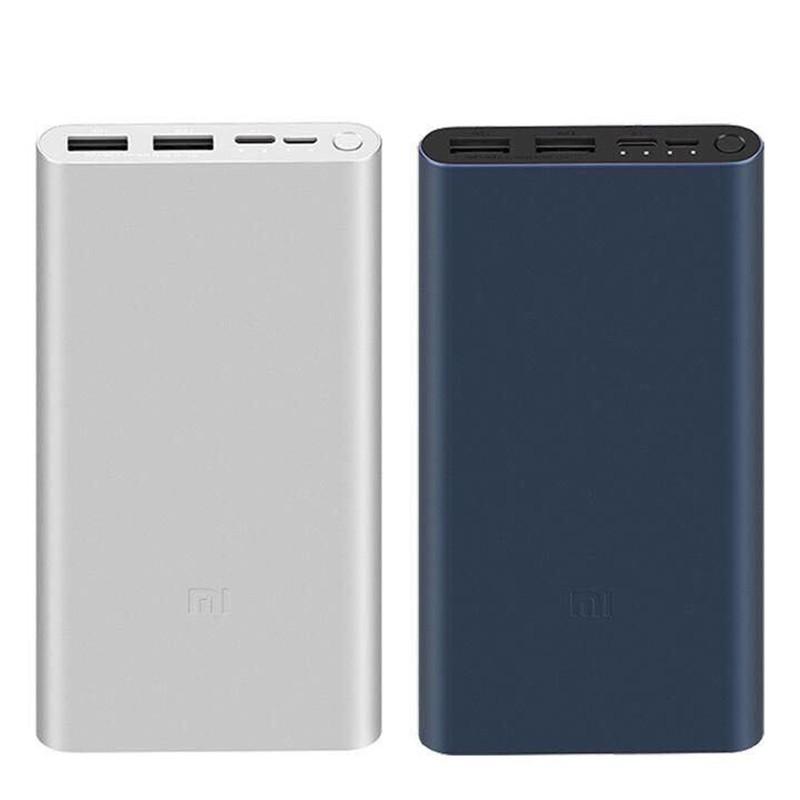 Sạc dự phòng Xiaomi 18W Gen 3 10000/20000mAh USB 3.0 - Xiaomi Mi 18W Fast Charge Power Bank hàng chính...