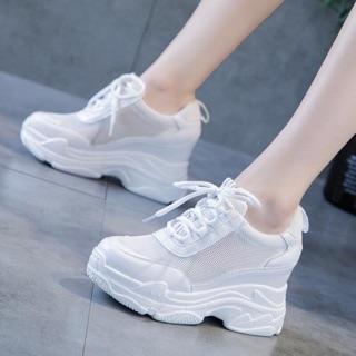 Giày nữ độn đế 6cm hàng quảng châu có sẵn