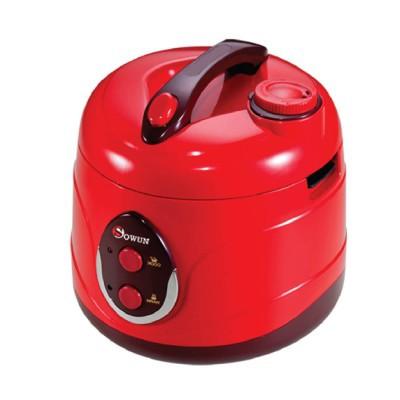 Nồi cơm điện Sowun SW628 đỏ