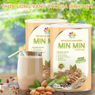 [Chính hãng] Ngũ Cốc Lợi Sữa – Mẫu mới 29 loại Hạt, Bột Ngũ Cốc Min Min (500GAM)