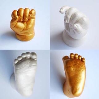 Set làm tượng tay chân em bé