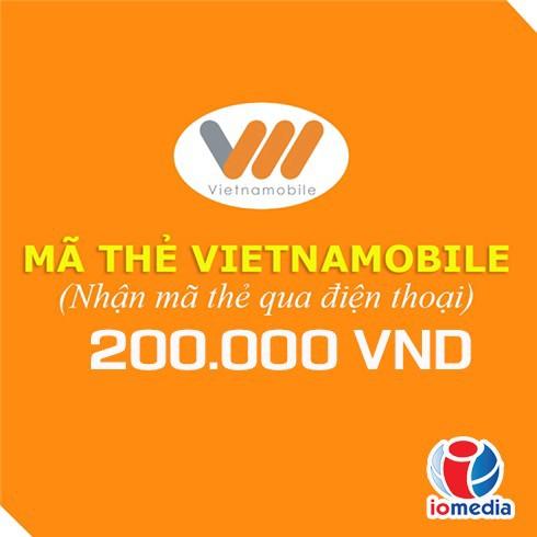 Mua Mã thẻ Vietnamobile 200.000