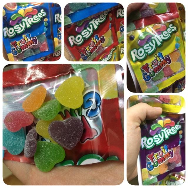 |4 Túi Kẹo Dẻo Thái|Rosy Trees Fruit Gummy 20g - 3007968 , 582360811 , 322_582360811 , 24000 , 4-Tui-Keo-Deo-ThaiRosy-Trees-Fruit-Gummy-20g-322_582360811 , shopee.vn , |4 Túi Kẹo Dẻo Thái|Rosy Trees Fruit Gummy 20g