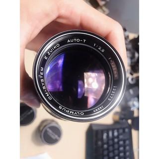 Ống kính MF ZUIKO MC AUTO-T 135mm F2.8 thumbnail