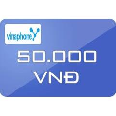MÃ THẺ ĐT VINAPHONE 50K
