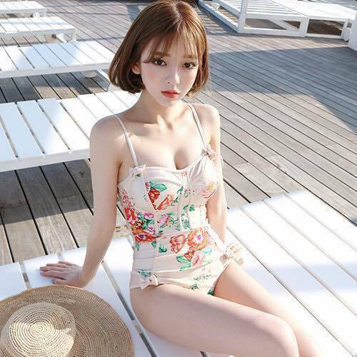 HE125 - Bikini liền hoa hồng Vintage - 9980870 , 376146901 , 322_376146901 , 255000 , HE125-Bikini-lien-hoa-hong-Vintage-322_376146901 , shopee.vn , HE125 - Bikini liền hoa hồng Vintage