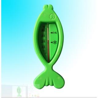 Nhiệt kế đo nước hình con cá tiện dụng cho mẹ và bé thumbnail