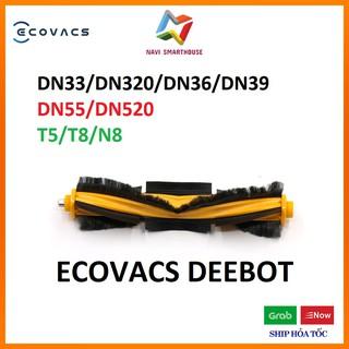 Chổi giữa cho Robot hút bụi lau nhà Ecovacs Deebot DN33 DN320 DN39 DN55 T5 Hero T8 N8
