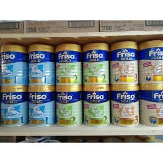 Sữa bột FRISO GOLD nội địa Nga hộp 400g 800g date mới nhất thumbnail