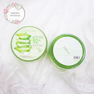 Gel Lô Hội Soothing & Moisture Aloe Vera 92% Soothing Gel thumbnail
