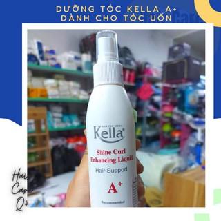 Xịt dưỡng tóc uốn xoăn Kella A+