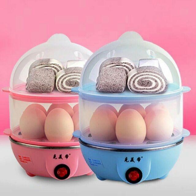 Máy hấp trứng, hấp bánh