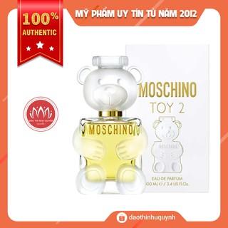 Nước hoa Moschino gấu trắng