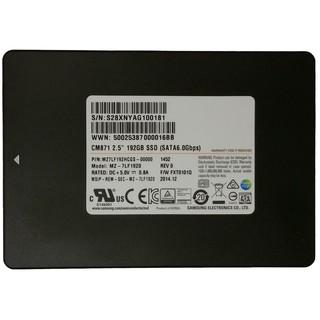 Ổ cứng SSD 2.5 inch SATA Samsung CM871 192GB-bảo hành 3 năm