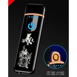Quẹt điện USB cảm ứng vân tay 115k/1 chiếc