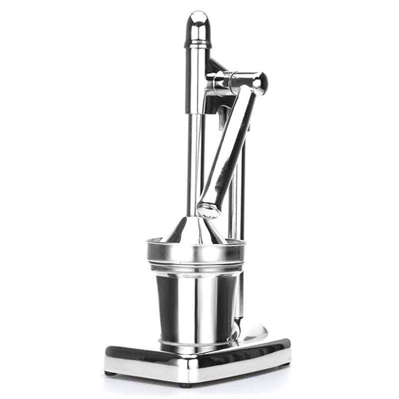 Stainless Steel Manual Hand Press Juicer Squeezer Juice Extractor