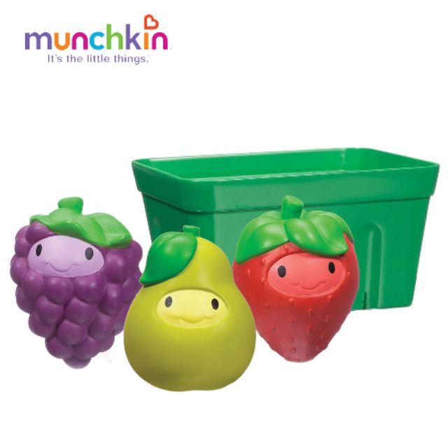 Đồ chơi tắm rổ trái cây Munchkin MK43824
