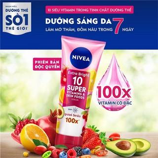 Hình ảnh Serum dưỡng thể 10 Super Vitamins & Skin Foods 180ml - 93767-2