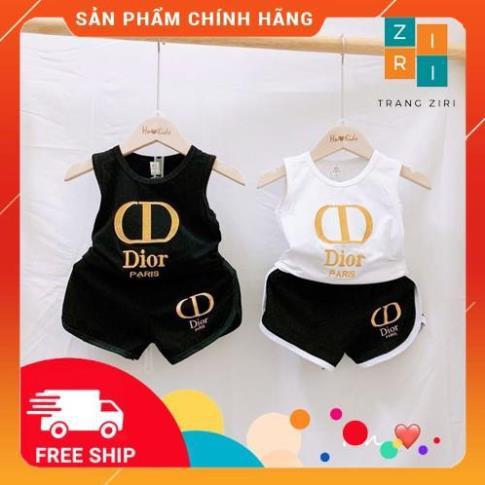 Quần áo trẻ em [ VIDEO THẬT+ freeship] Mã Dior - Vải Cotton - Size Đại kids
