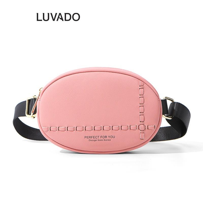 Túi đeo chéo nữ PERFECT FOR YOU  đi chơi mini nhỏ giá rẻ đẹp LUVADO TX537